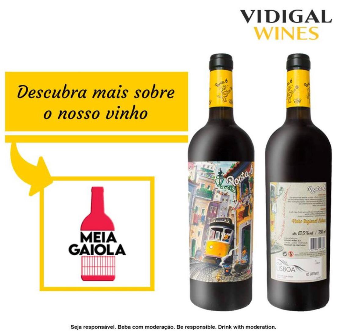 Porta 6 Wine